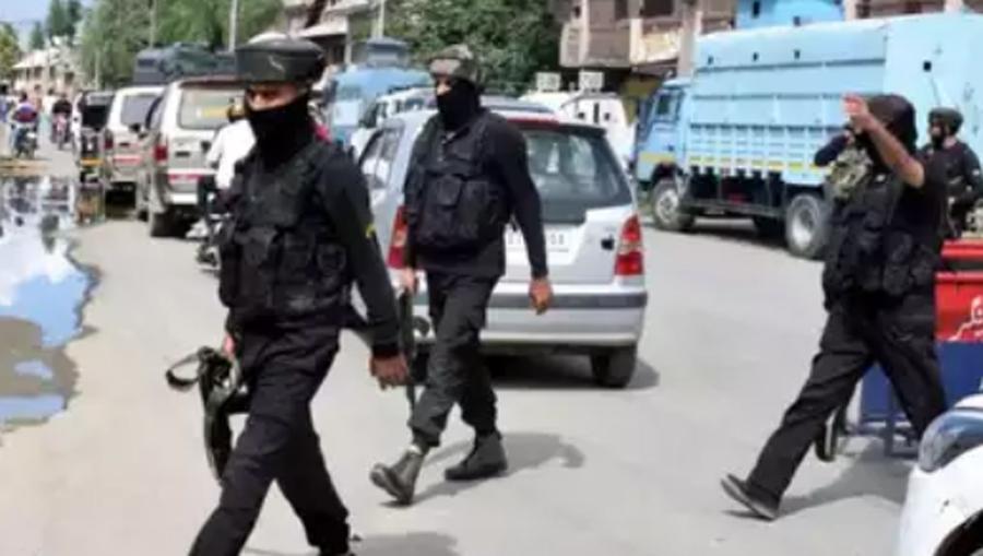 3 terrorist attacks in J&K, civilian killed