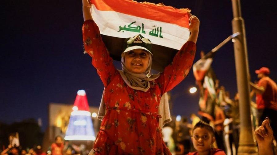 Cleric Muqtada al-Sadr claims victory in Iraq election