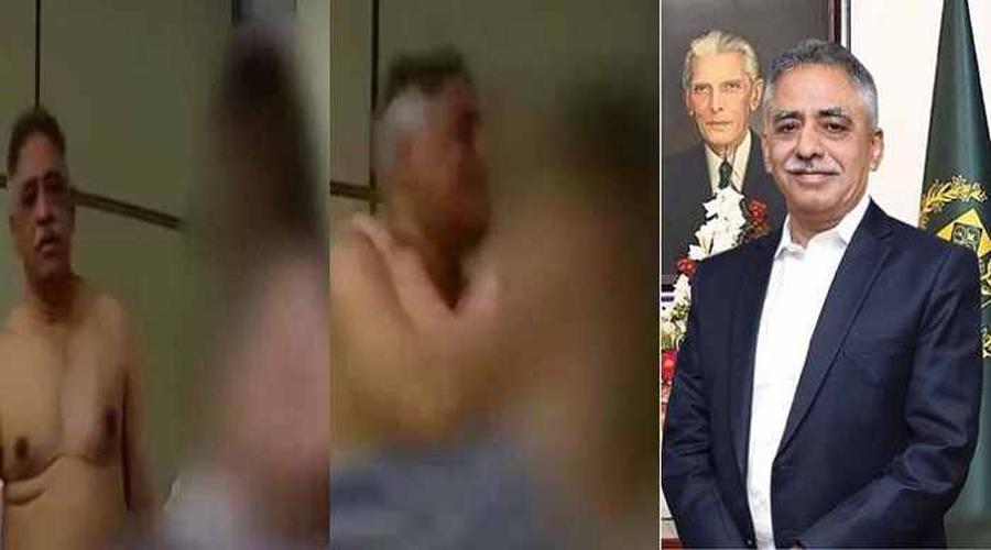 Obscene video of former Sindh governor and PML-N leader leaked