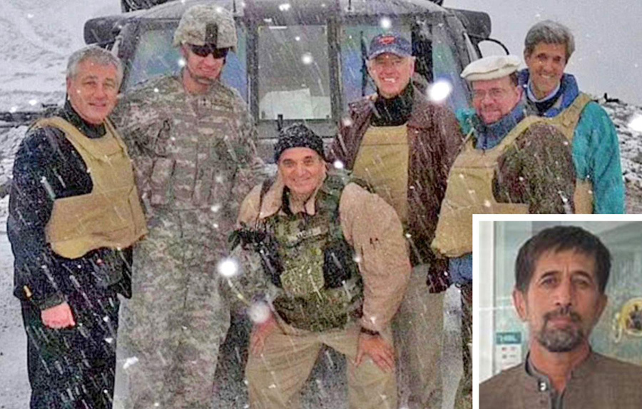 Afghan translator who rescued Joe Biden succeed in leaving Afghanistan with his family